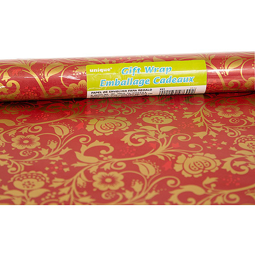 Elegant Holiday Wrapping Paper