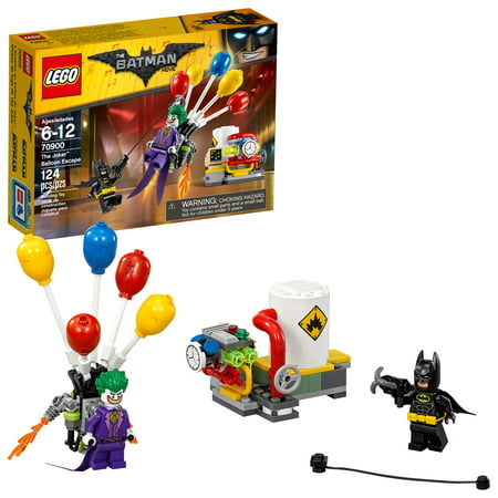 The LEGO Batman Movie - The Joker Balloon Escape (70900)](Lego Batman Walk)