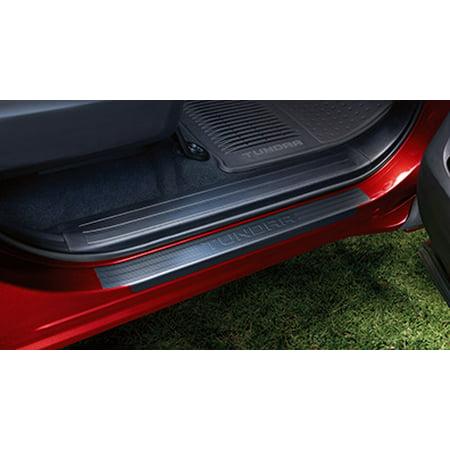 OEM Toyota Tundra 2014-2018 Door Sill Protectors PT747-34144 Crew Max (03 Toyota Tundra Short Box)