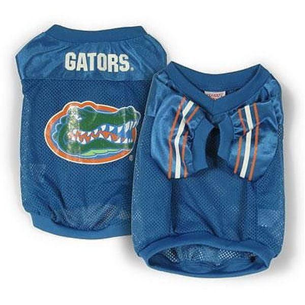 Florida Gators Dog Football Jersey Walmart Com