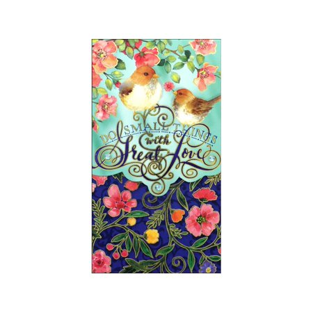 Punch Studio Note Pad Pocket Lg Smthings Greatlove