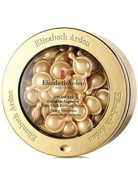 Elizabeth Arden Ceramide Capsules Daily Youth Restoring Serum for Women, 45 Ct