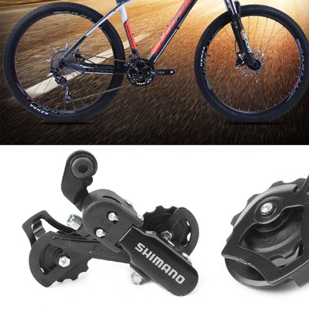 GZYF SHIMANO RD-TZ31 Rear Derailleurs Direct Mount 6-Speed-7-Speed For Mountain Bike