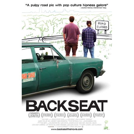 Backseat - movie POSTER (Style A) (11