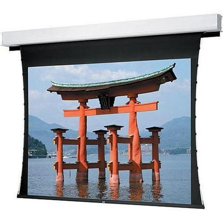 Da Lite Da Tex  Rear  12 X 16 Diagonal Tensioned Large Advantage Deluxe Electrol Square Format Projector Screen