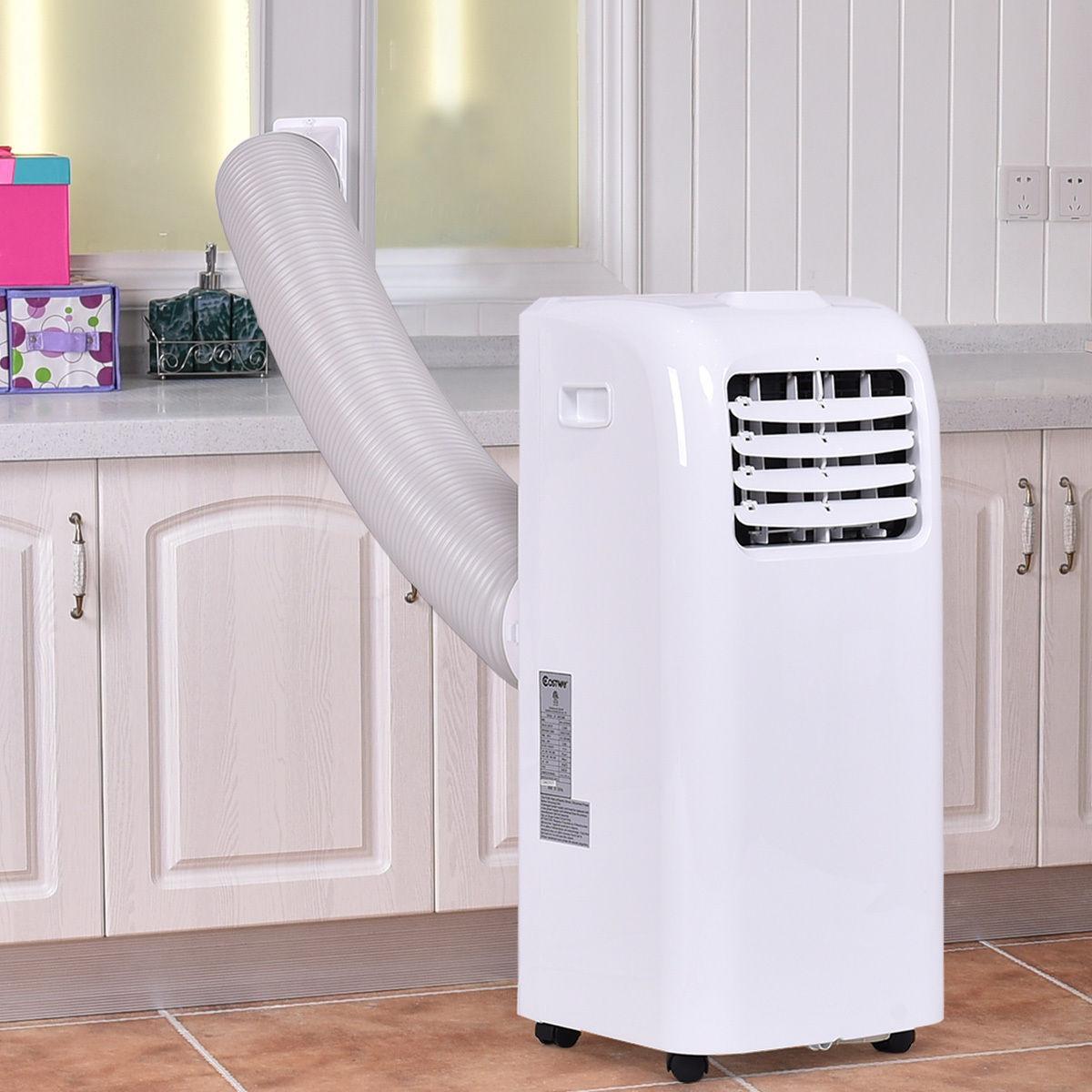 Costway 10000 BTU Portable Air Conditioner & Dehumidifier...