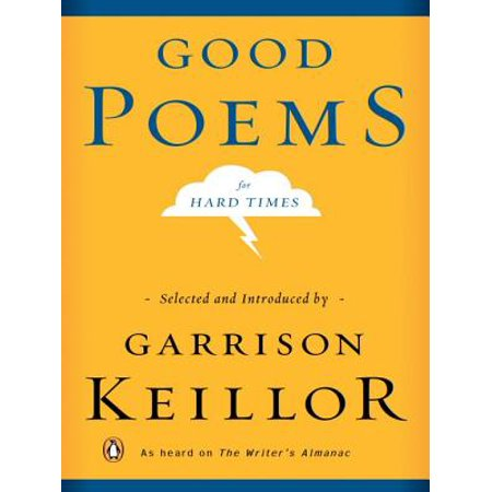 Good Poems for Hard Times - eBook