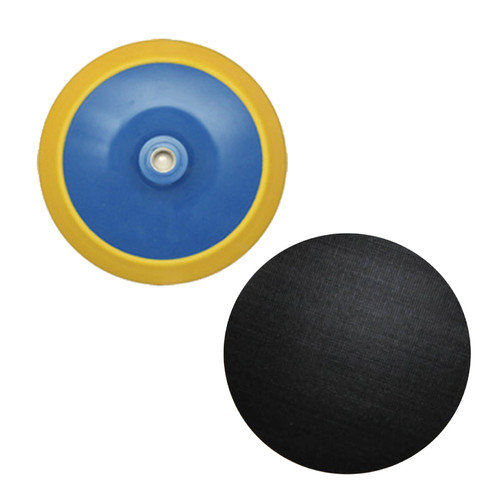 Ferro 8 Med Hk/Loop Sanding Pad 5/8-11 Thread