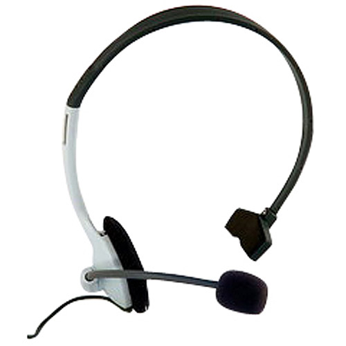 ROCKSOUL Gaming Headset for XBox 360, Single Ear with Microphone