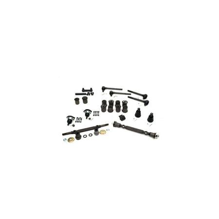 Eckler's Premier  Products 50-251862 - Chevelle Suspension Kit, Front & Rear