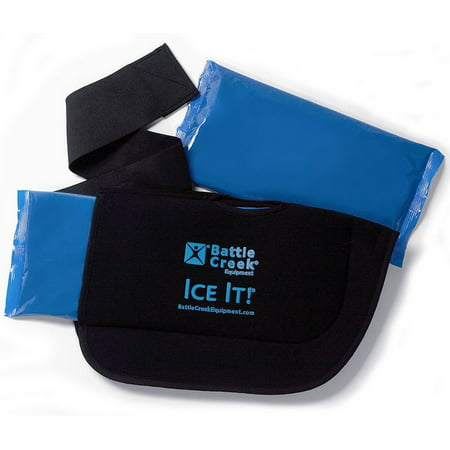 3 Pack - Battle Creek Ice It! Cold Comfort System 1 ea ()