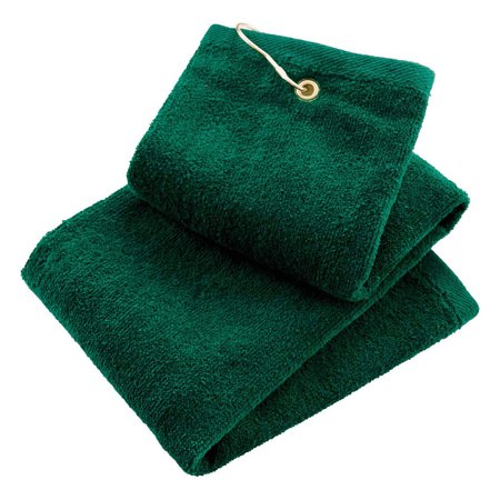 Port Authority Essential Grommeted Tri-Fold Golf (Mlb Personalized Golf Towels)