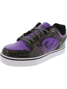 Heelys Motion Plus Black / Purple Galaxy Ankle-High Women' - 1M