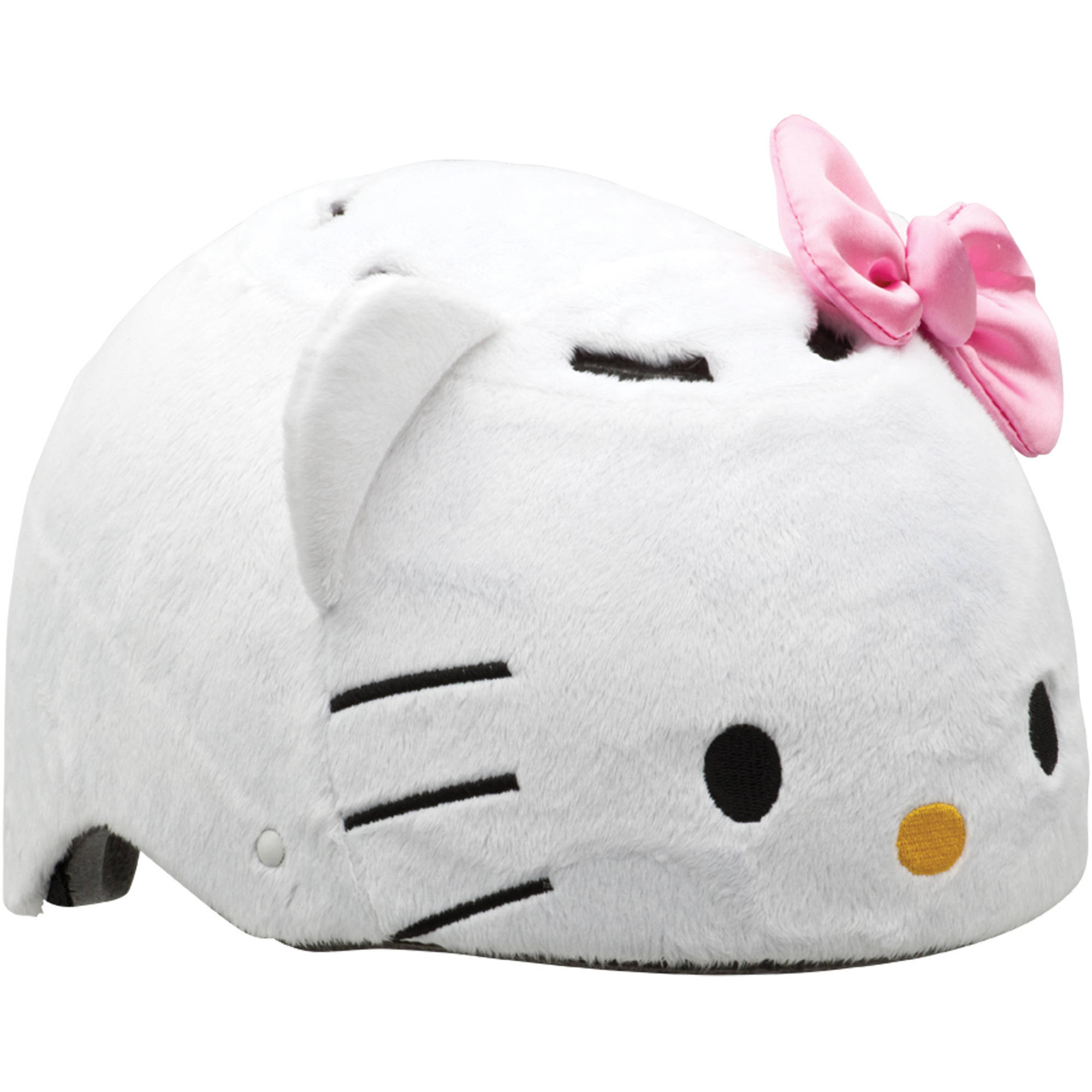 Bell Hello Kitty Child Multi-Sport Fuzzy Helmet