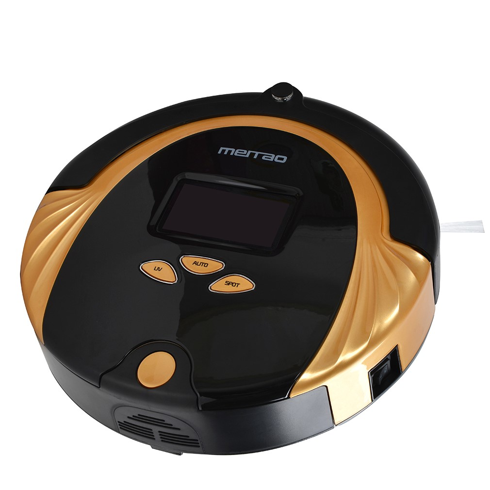 Gold RF1 New Vacuum Cleaner Automatic Vac Intelligent Double Sweeping Machine~~