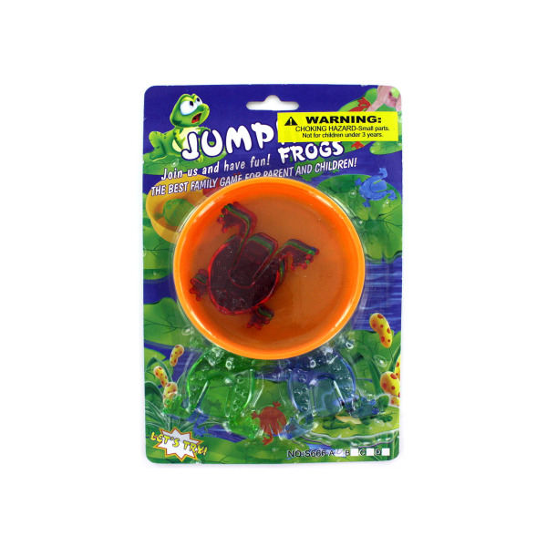 Leap Frog Jumping Game (Pack Of 24)