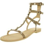 Rebecca Minkoff Women's Georgina Leather High-Top Synthetic Sandal