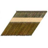 Pro-Fit 0600190 Stick Collated Framing Nail, 0.131 in x 3-1/4 in, 31 deg, Steel