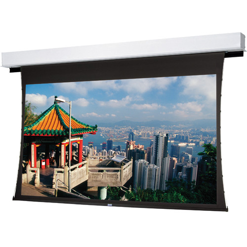 Da-Lite Tensioned Advantage Deluxe Electrol Electric Projection Screen