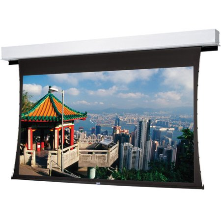Tensioned Advantage Electrol Electric Screen - Da-Lite Tensioned Advantage Deluxe Electrol Electric Projection Screen