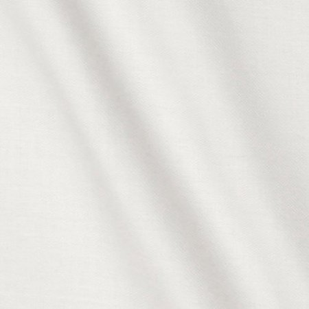 Hanes Drapery Lining Satinsheen White Fabric
