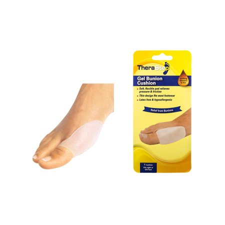 Silipos Therastep Gel Bunion Cushion