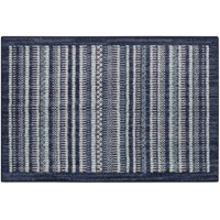 """Mohawk Home Blue Mix Accent Area Rug, 2' 6"""" x 3' 9"""""""