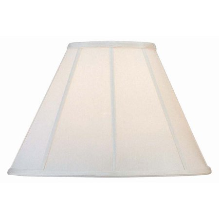 Lite Source CH106 Table and Floor Empire Shade - Antique Satin -