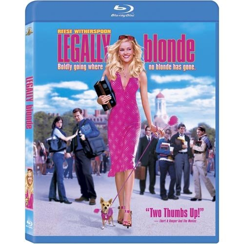 Legally Blonde (Blu-ray) (Widescreen)