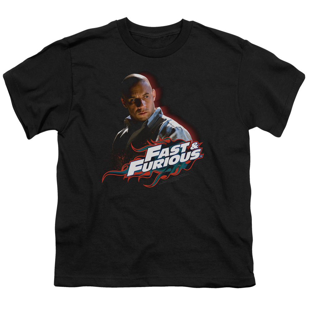 The Fast and the Furious Toretto Big Boys Shirt