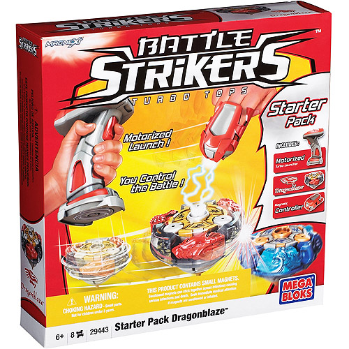 Mega Bloks - Battle Strikers Starter Pack