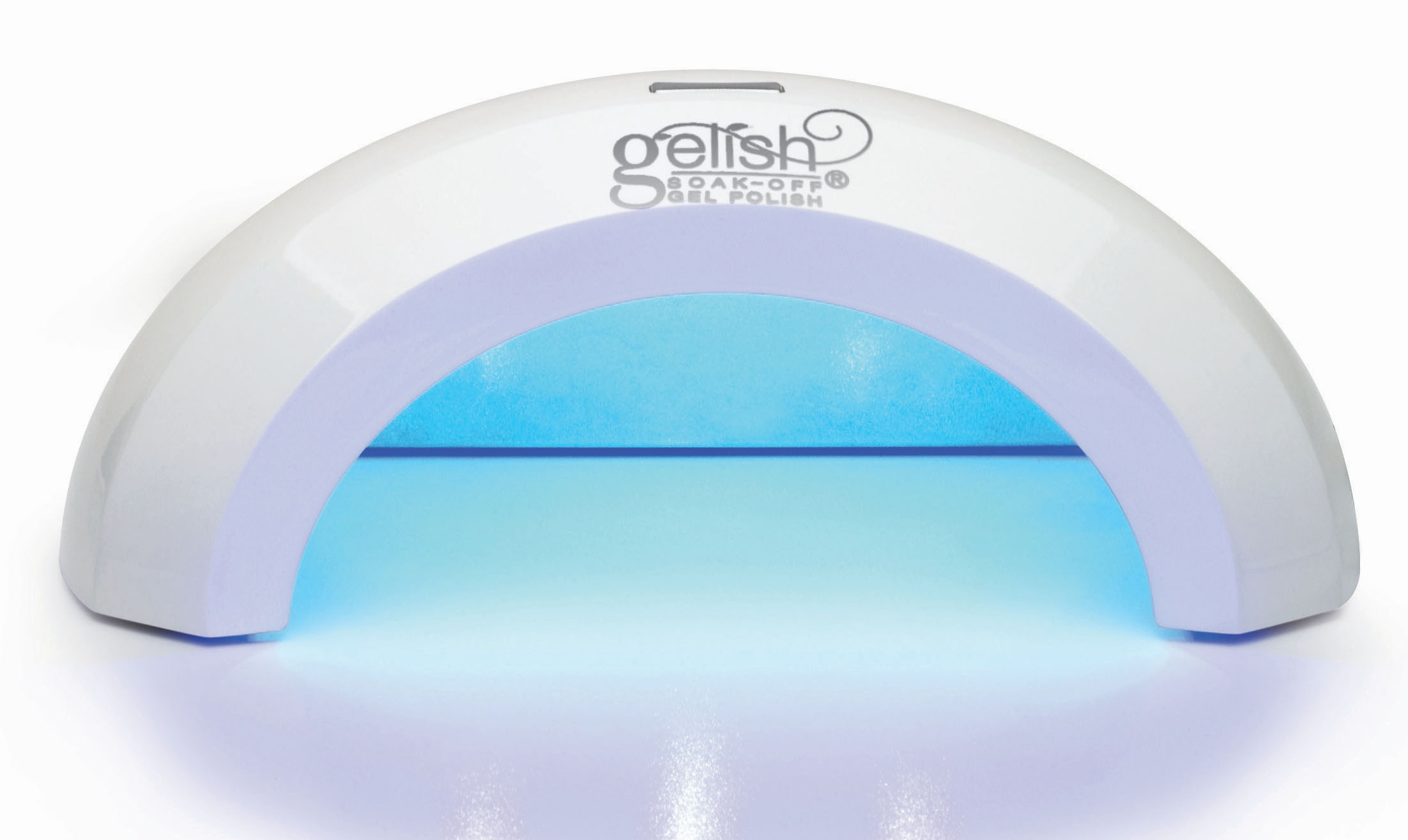 Gelish Mini Pro 45 Second LED Curing Gel Soak Nail Polish Salon Light Lamp