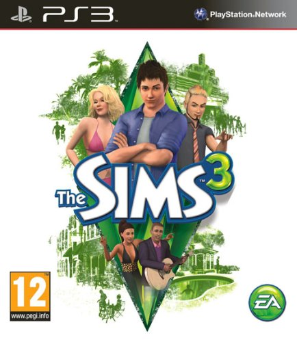 The Sims 3 (PS3 Game) Sony PlayStation 3 (Play with Life)
