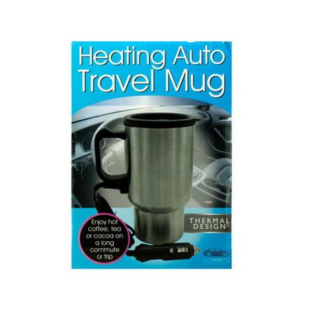 - Heating Auto Travel Mug Pack of 1