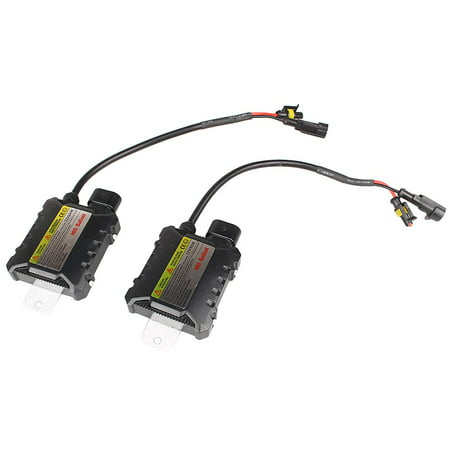 GZYF a Pair of 55W 12V HID Xenon Digital Replacement Ballast Conversion Kit For All Bulbs