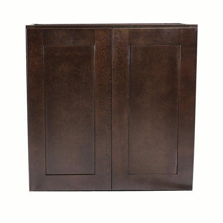 Design House 543066 Brookings Unassembled Shaker Wall Kitchen Cabinet