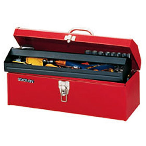 """Stack-On 19"""" Hip Roof Tool Box"""