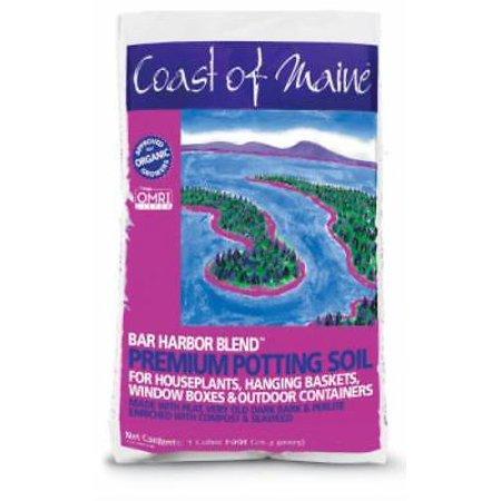 Bar Harbor 16 QT Blend Premium Potting Soil For All Container Gardenin Only One