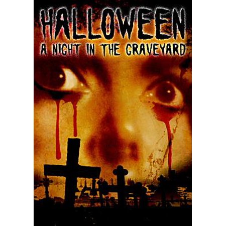 Halloween: A Night in the Graveyard (DVD) - Halloween Night 2017 Singapore