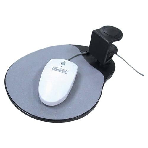 Aidata U.S.A 2.5'' H x 8'' W Desk Mouse Platform