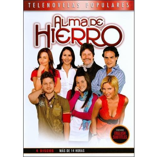 Alma De Hierro (Spanish) (Full Frame) by TELEVISTA