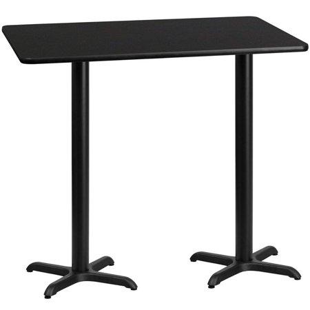 30x60 WA Laminate Table-X-Base - image 3 de 5