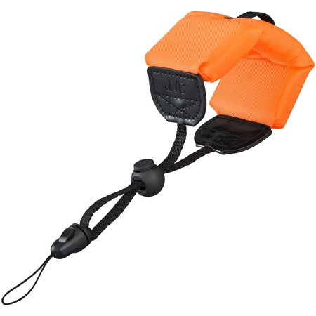 JVC WA-FL001 Floating Strap for HD Action Camera (Orange)