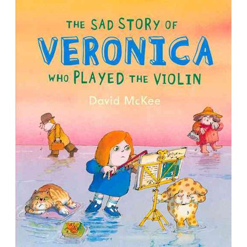 The Sad Story of Veronica Who Played the Violin