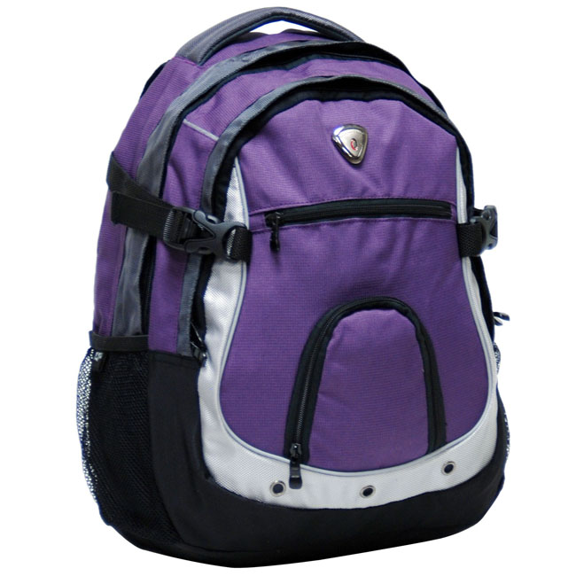 "CalPak Rally 18"" Backpack with Side Buckles"