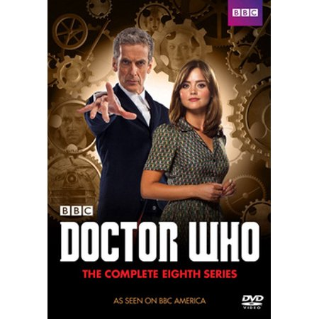 DR WHO-COMPLETE 8TH SERIES (DVD/5 DISC) (DVD) ()