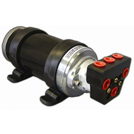 Octopus Autopilot Drive OCTAF1224 Piston Pump, 1.2l/min, 24v, Orb Ports