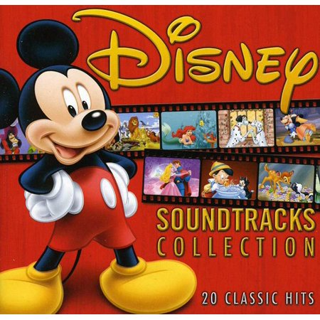 Disney Soundtracks Collection / Various (CD)