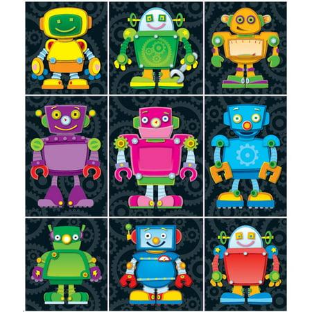 Stickers Lot de Robots - image 1 de 1