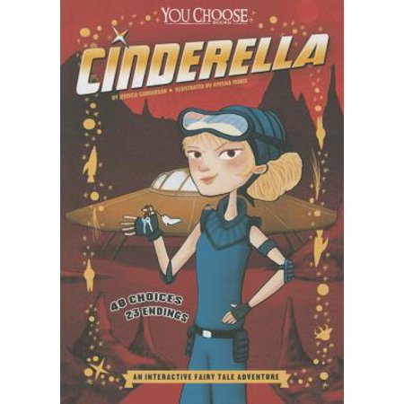 Cinderella : An Interactive Fairy Tale Adventure